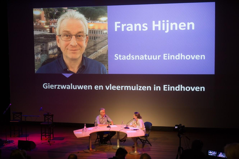 Frans Hijnen bij Spam! foto: Ronald Rietman