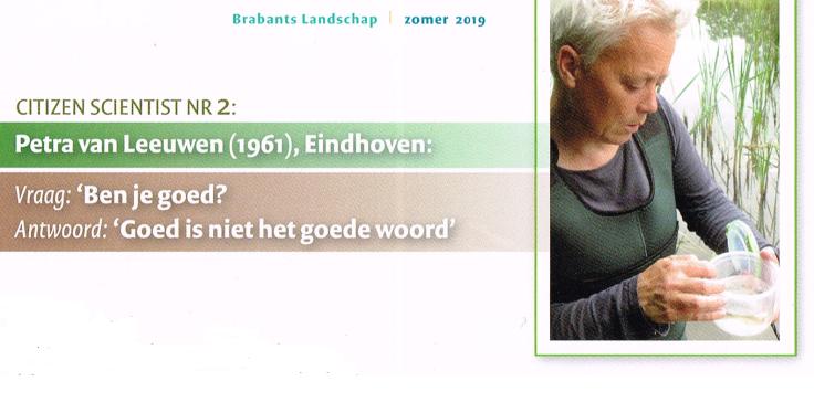 Interview met Petra van Leeuwen (Poelenwerkgroep)