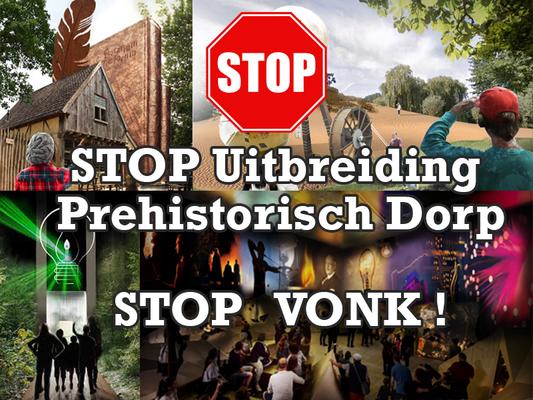 Behoud de natuur in de Genneper Parken: teken de petitie tegen uitbreiding van het prehistorisch dorp